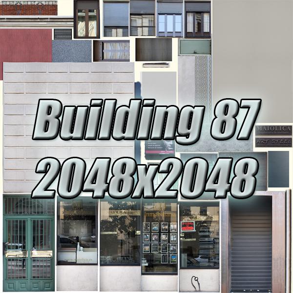 Building 87 ( 335.6KB jpg by VKModels )