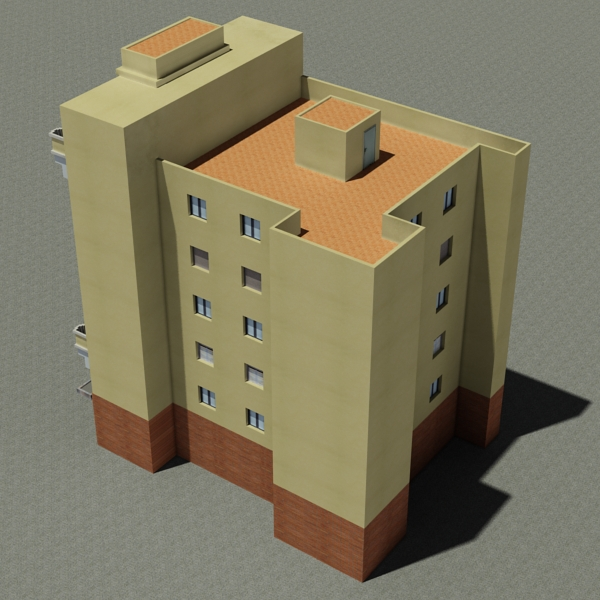 Building 88 ( 226.36KB jpg by VKModels )