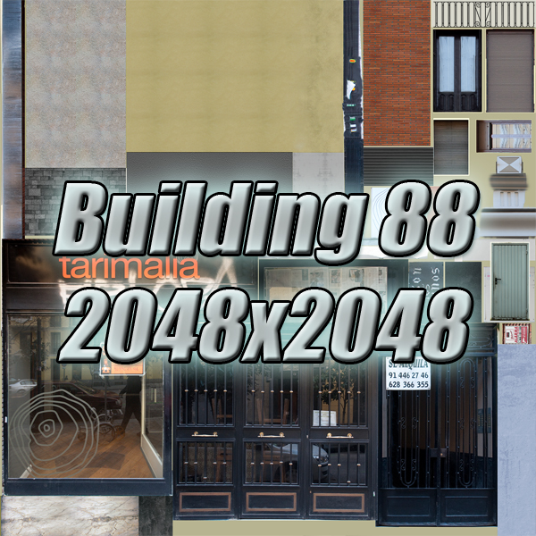 Building 88 ( 353.92KB jpg by VKModels )