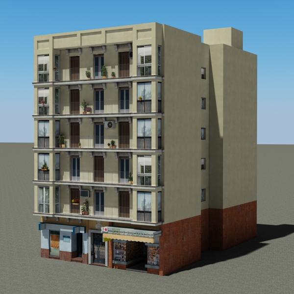 Building 91 ( 212.79KB jpg by VKModels )