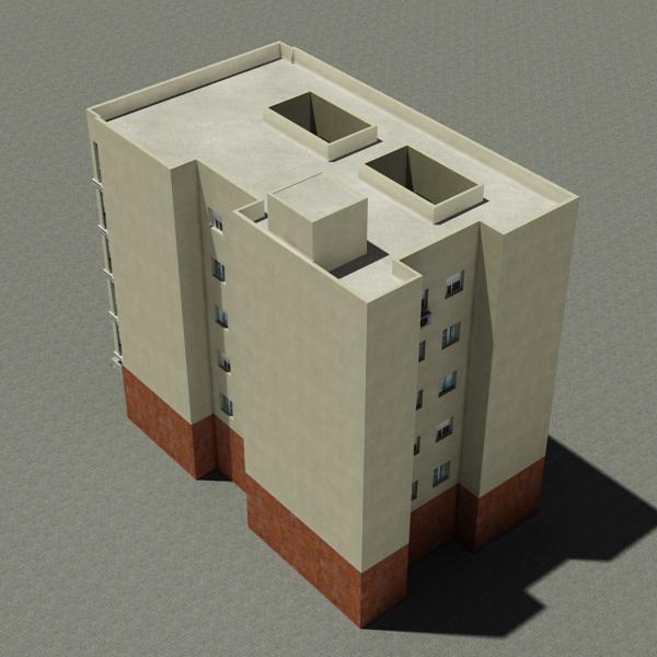Building 91 ( 220.41KB jpg by VKModels )
