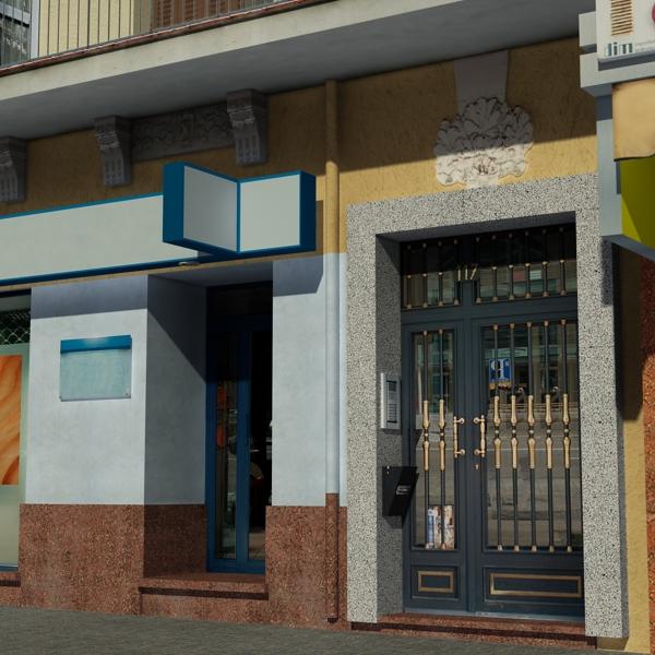Building 91 ( 263.55KB jpg by VKModels )