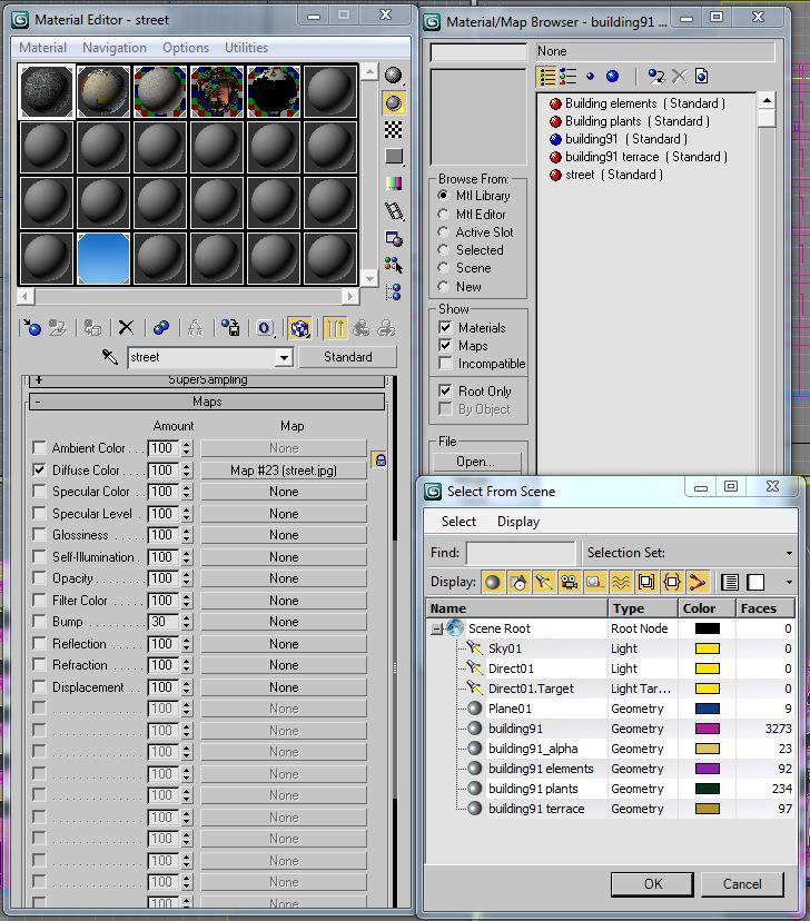 Building 91 ( 151.75KB jpg by VKModels )
