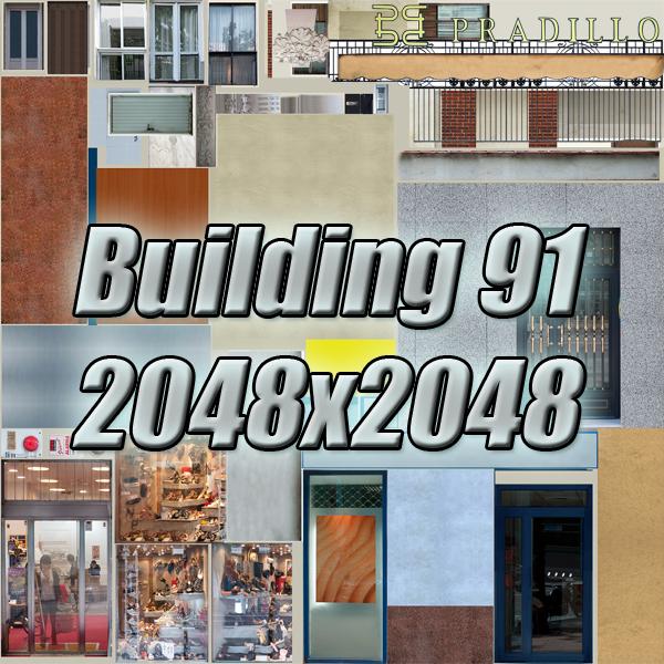 Building 91 ( 384.18KB jpg by VKModels )
