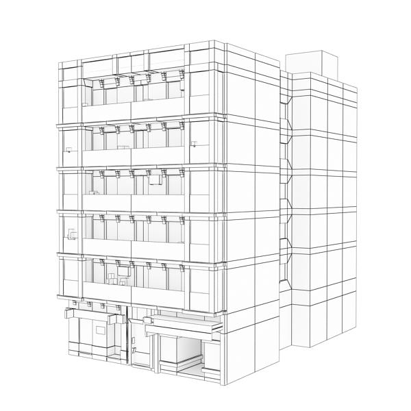 Building 91 ( 118.13KB jpg by VKModels )