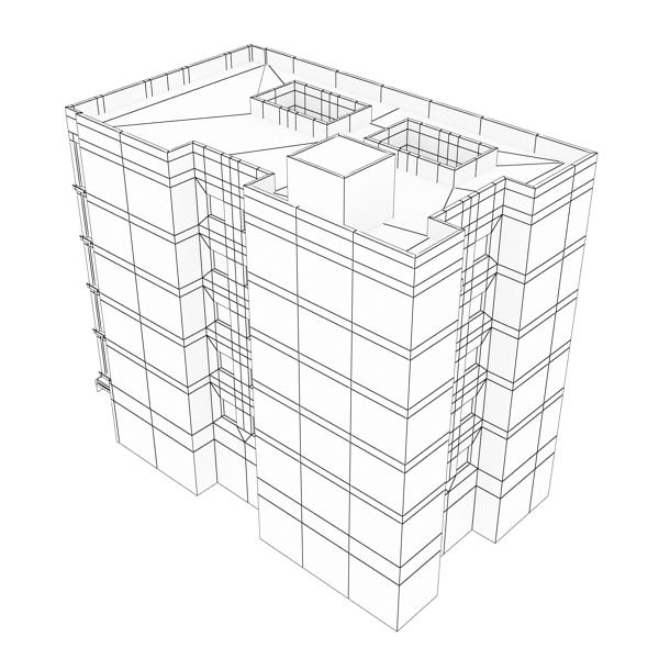 Building 91 ( 131.07KB jpg by VKModels )