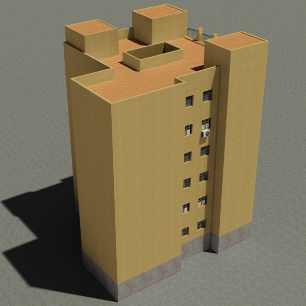 Building 94 ( 216.57KB jpg by VKModels )