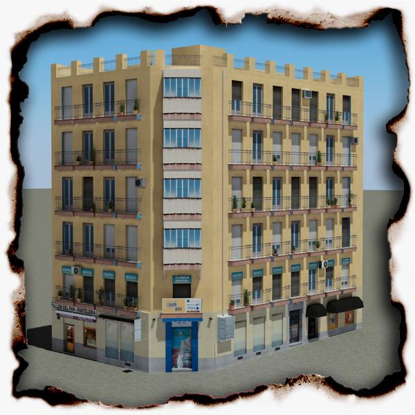 Building 95 ( 330.59KB jpg by VKModels )