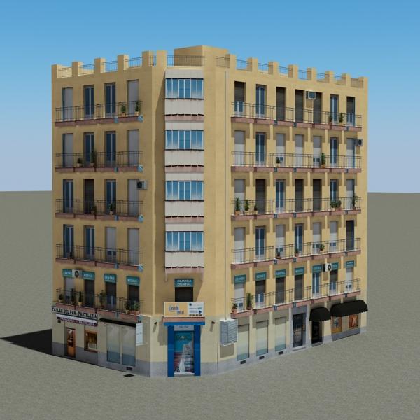 Building 95 ( 241.16KB jpg by VKModels )
