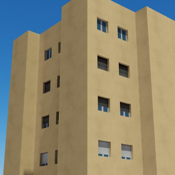 Building 95 ( 171.61KB jpg by VKModels )