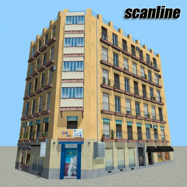 Building 95 ( 316.64KB jpg by VKModels )