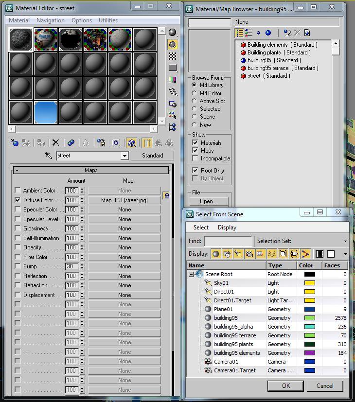 Building 95 ( 153.08KB jpg by VKModels )