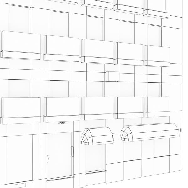 Building 95 ( 129.46KB jpg by VKModels )
