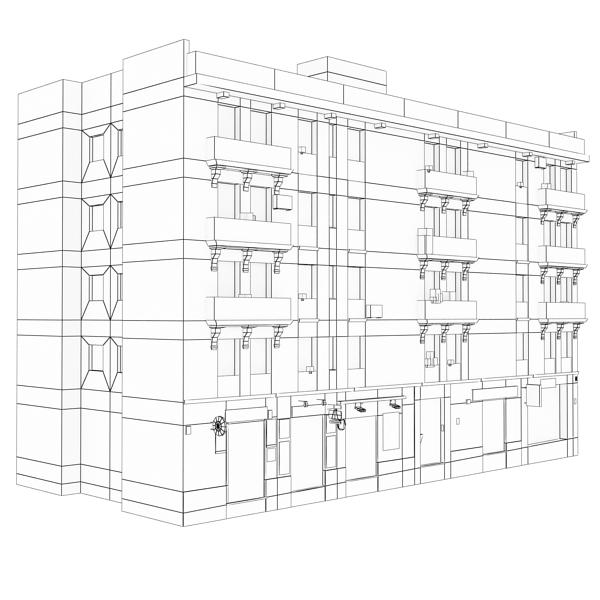 Building 99 ( 136.26KB jpg by VKModels )