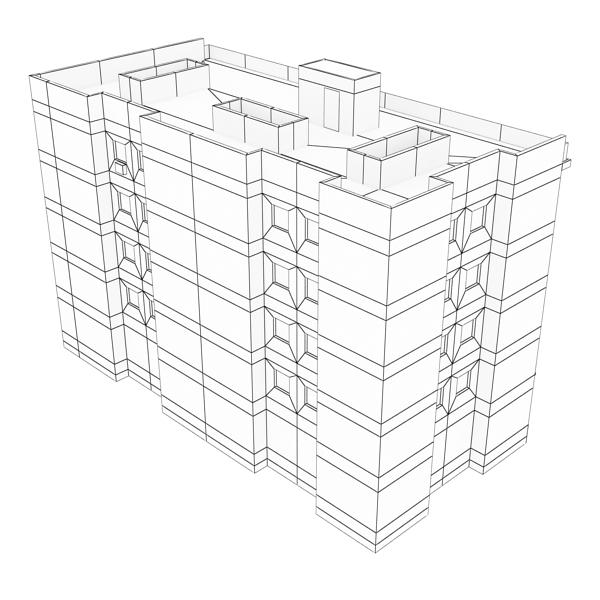 Building 99 ( 138.55KB jpg by VKModels )