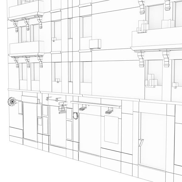 Building 99 ( 134.12KB jpg by VKModels )