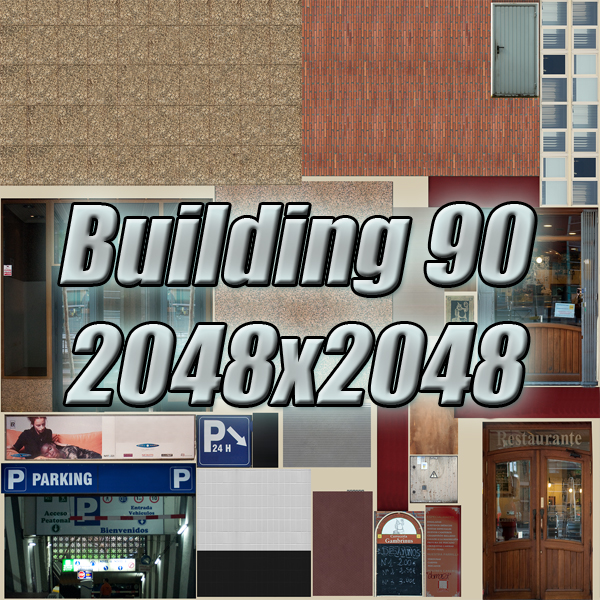 gradski blok 05 3d model 3ds max fbx texture obj 158086