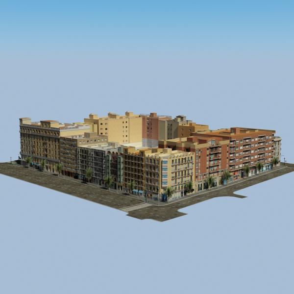 City Block 05 ( 175.49KB jpg by VKModels )