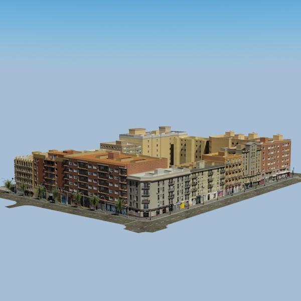 City Block 05 ( 170.56KB jpg by VKModels )