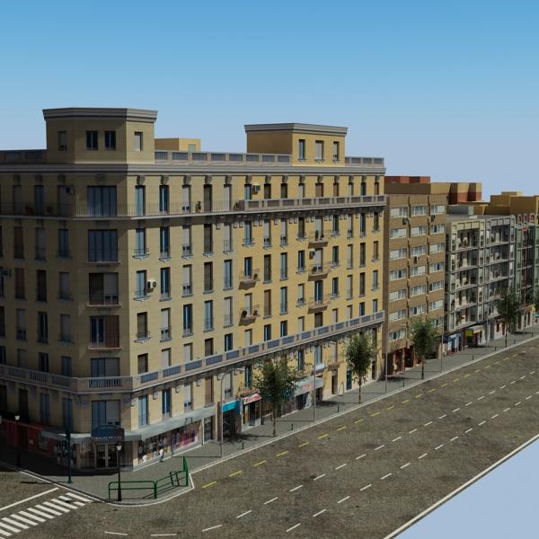 City Block 05 ( 262KB jpg by VKModels )