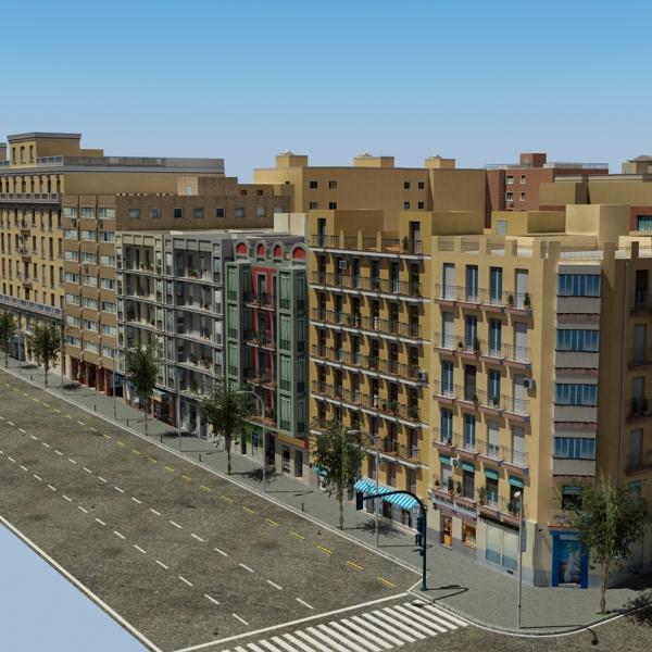 City Block 05 ( 278.6KB jpg by VKModels )