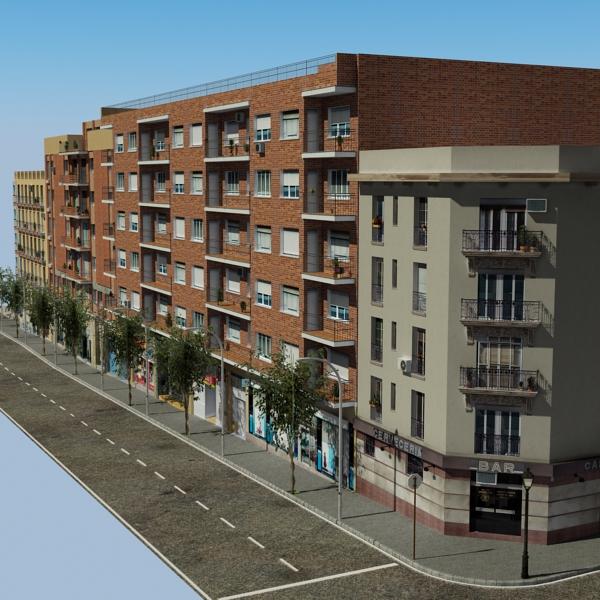 City Block 05 ( 283.7KB jpg by VKModels )