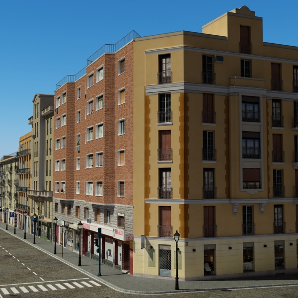 City Block 05 ( 255.42KB jpg by VKModels )
