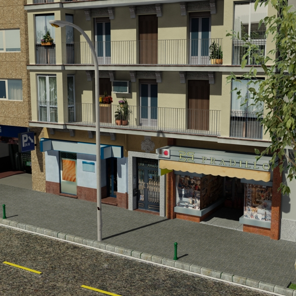 City Block 05 ( 304.68KB jpg by VKModels )