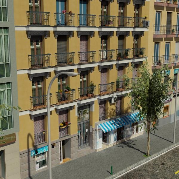 City Block 05 ( 319.82KB jpg by VKModels )