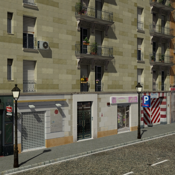 City Block 05 ( 286.97KB jpg by VKModels )