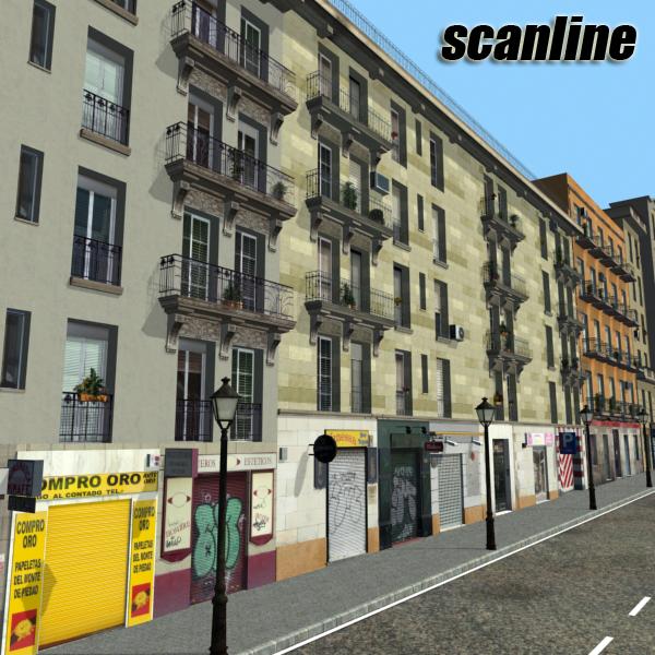 City Block 05 ( 364.47KB jpg by VKModels )