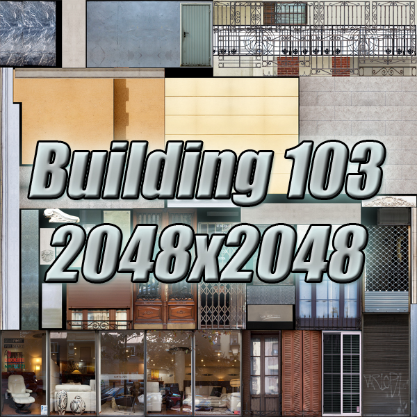 City Block 05 ( 389.22KB jpg by VKModels )