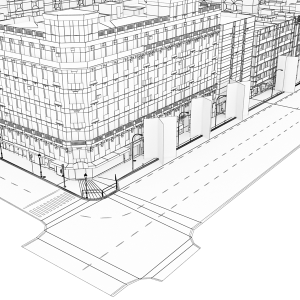 City Block 05 ( 211.43KB jpg by VKModels )