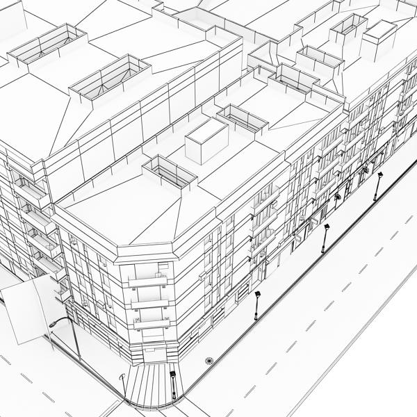 City Block 05 ( 221.89KB jpg by VKModels )