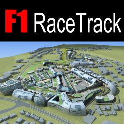 F1 RaceTrack 01 ( 564.22KB jpg by rose_studio )