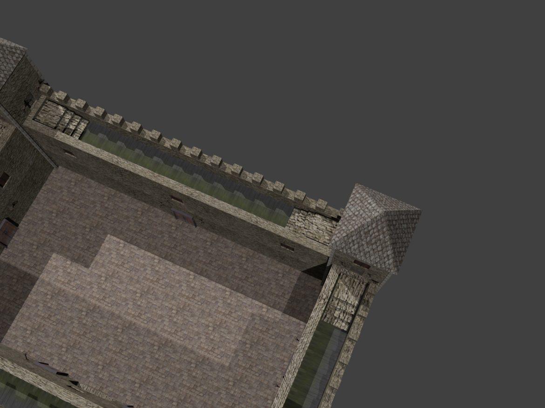 Fortress low poly ( 664.94KB jpg by gorandodic )