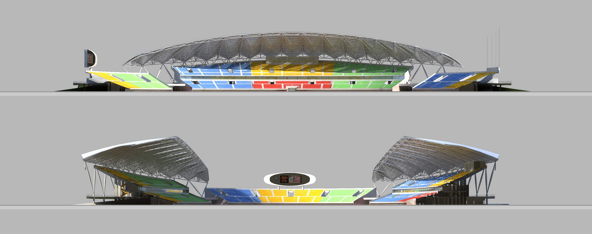 grand stadium 001 3d model 3ds max psd obj 98292