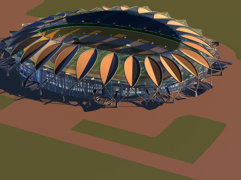 grand stadium 008 3d model 3ds max 98267