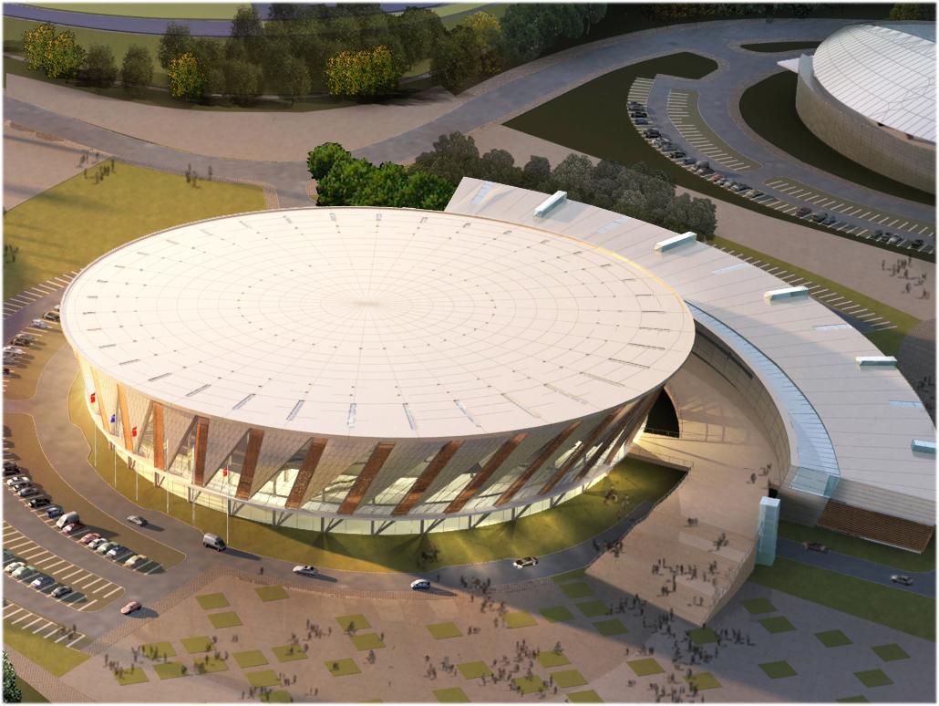 grand stadium 009 3d model 3ds max psd obj 98273