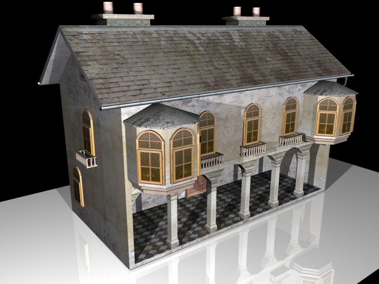 Old House ( 702.47KB jpg by gorandodic )