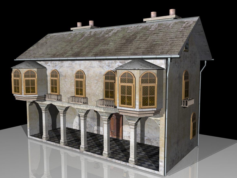 Old House ( 676KB jpg by gorandodic )
