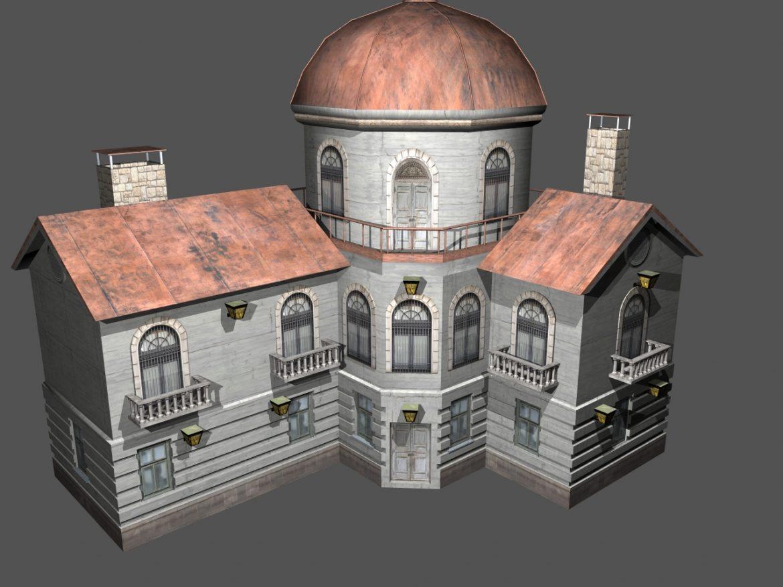 Old House 3 ( 568.7KB jpg by gorandodic )
