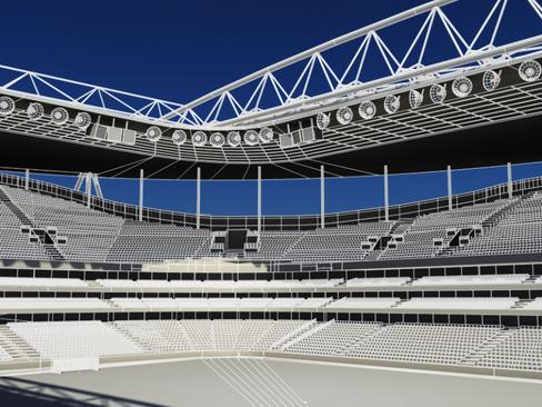 soccer stadium two 3d model 3ds max obj 127996