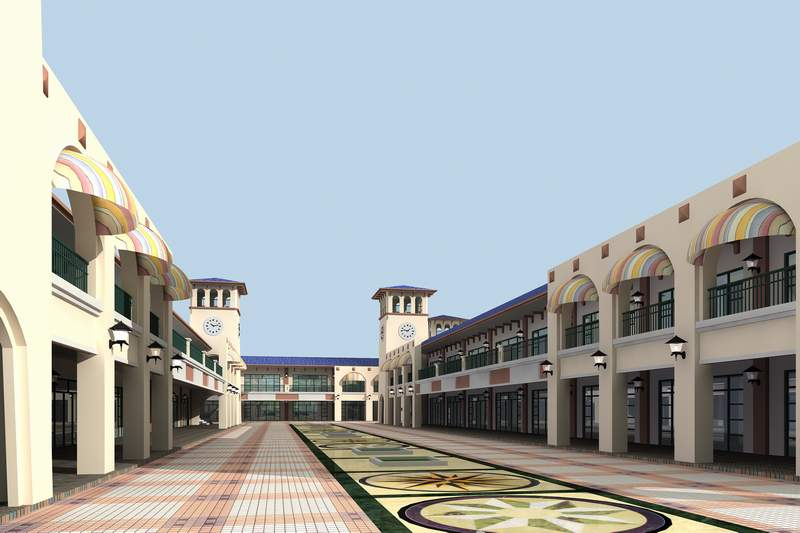 street_01 3d modell 3ds max 125289