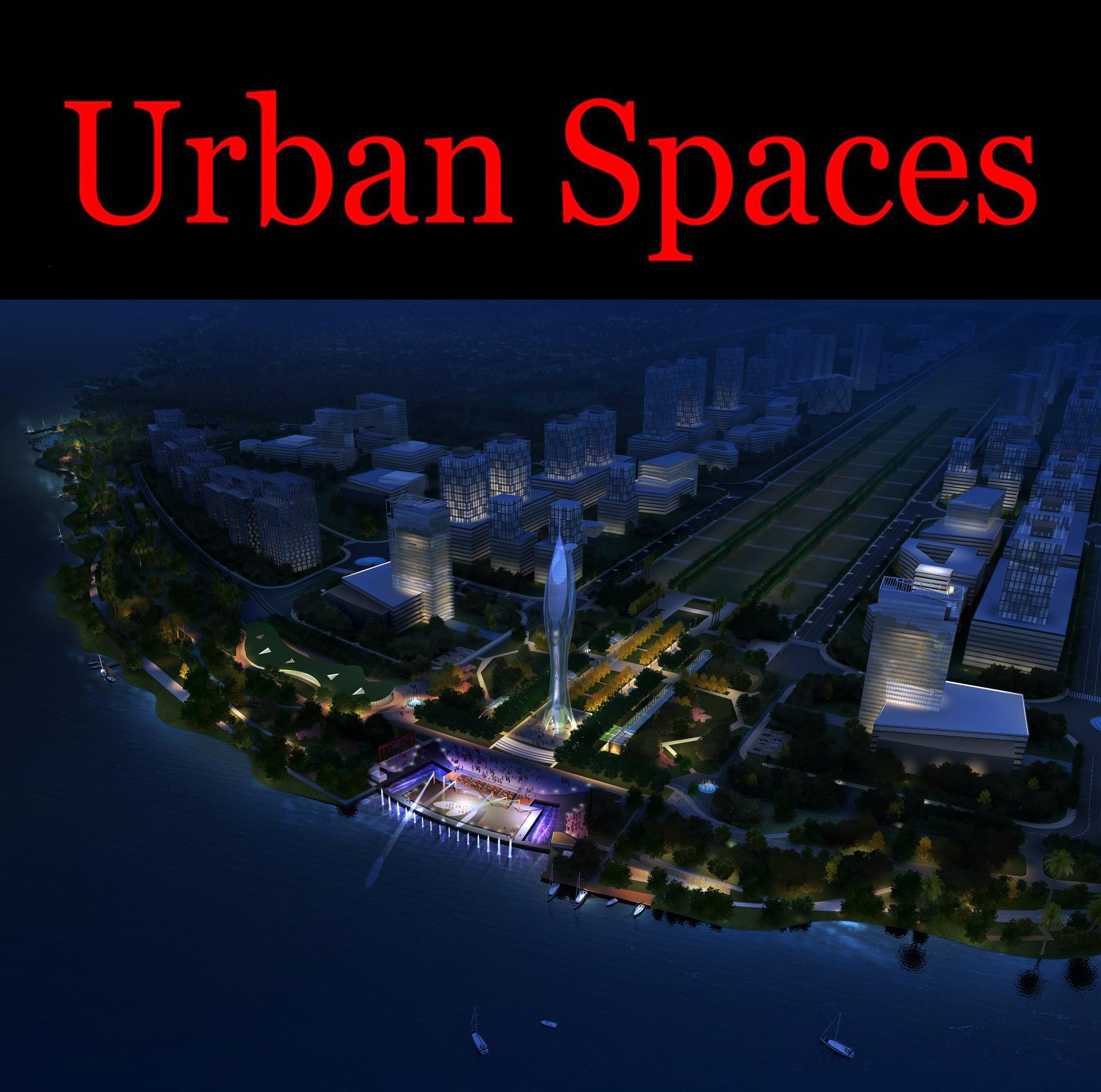 urbani dizajn 090 3d model max psd 92813
