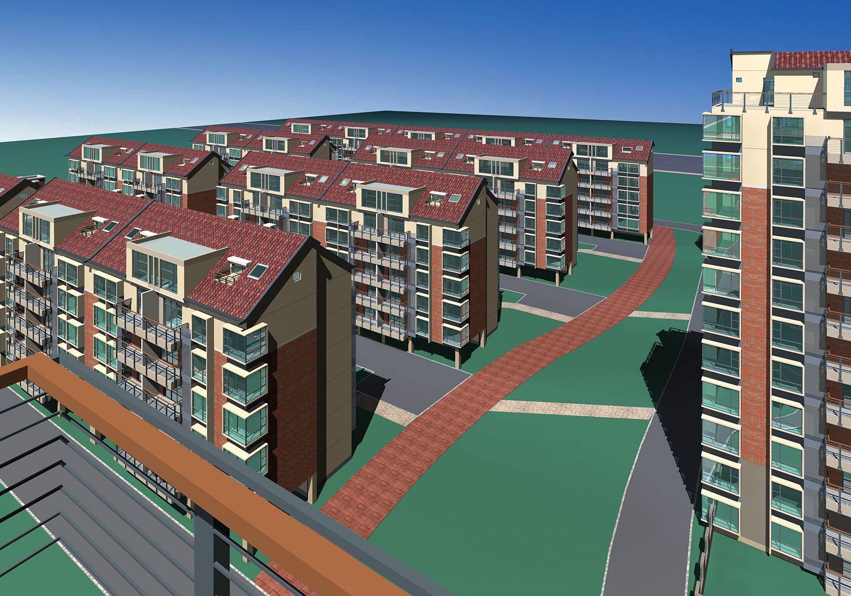 хот суурин газрын дизайн 095 3d загвар max psd 121479
