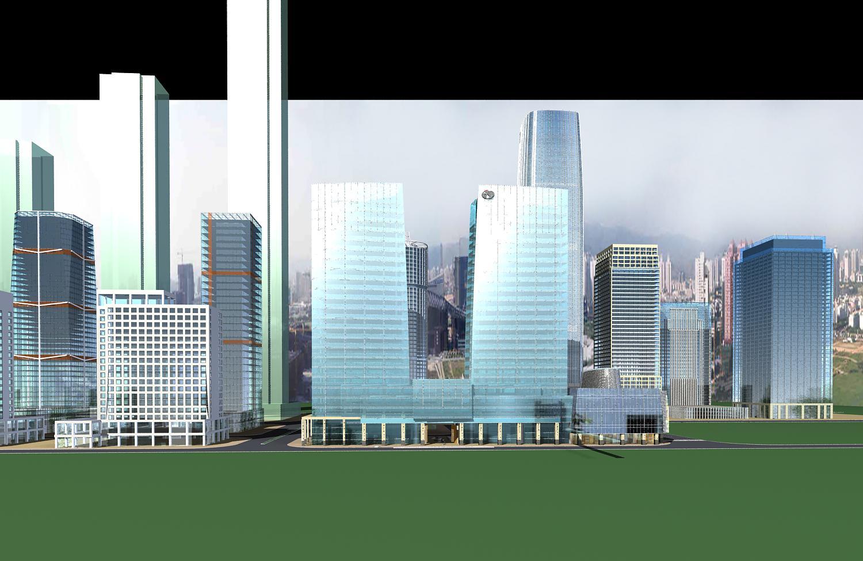 хот суурин газрын дизайн 099 3d загвар max psd 121489