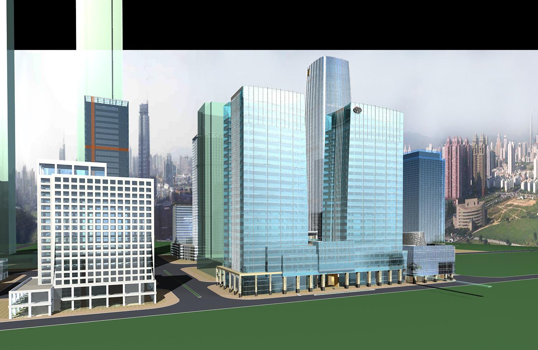 хот суурин газрын дизайн 099 3d загвар max psd 121490