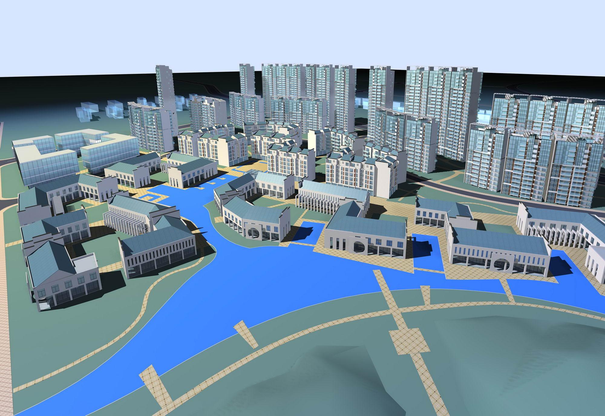 urbani dizajn 102 3d model max psd 121470