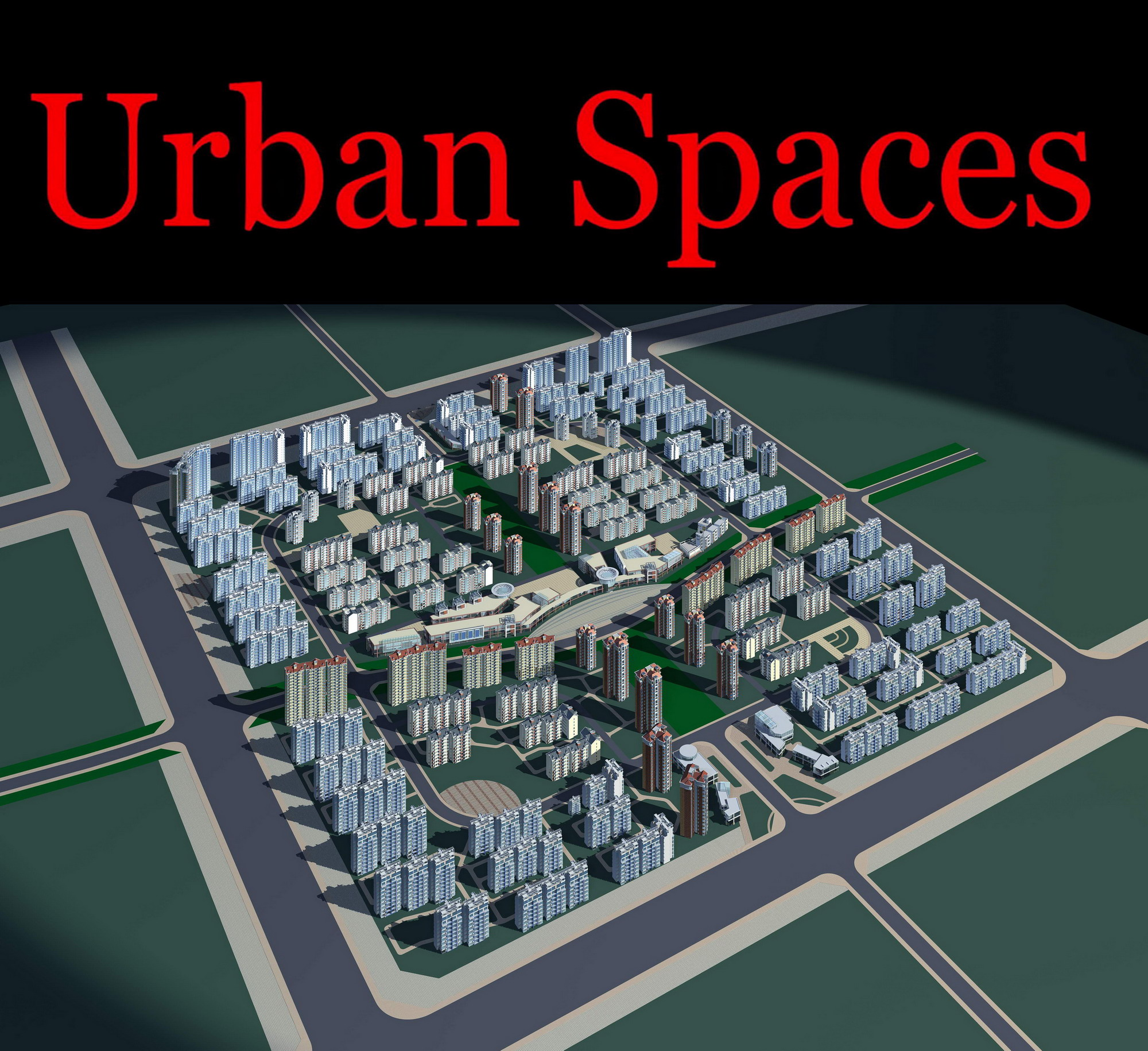 urban design 103 3d model max psd 121475
